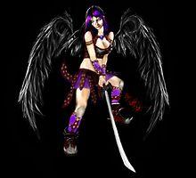 fallen angel by matthewmatte