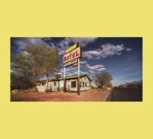 The Aztec Motel  One Piece - Short Sleeve