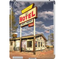 The Aztec Motel  iPad Case/Skin