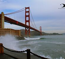 Golden Gate Bridge  by 2Canons