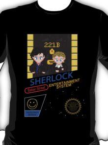 NINTENDO: NES SHERLOCK T-Shirt