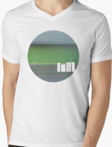 Colours of the Urban Landscape T's Mens V-Neck T-Shirt