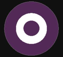 Purple Roundel by GEAN