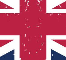 Flag of UK Sticker