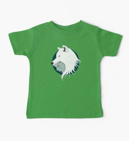 Boy Cries Wolf (White) Kids Clothes