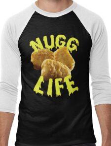 Nugg Life Men's Baseball ¾ T-Shirt