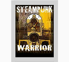 Steampunk Warrior Unisex T-Shirt