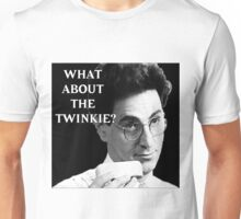 What about the Twinkie? Unisex T-Shirt