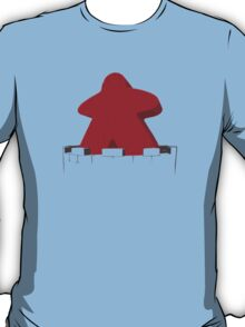 Meeple in the castle! T-Shirt
