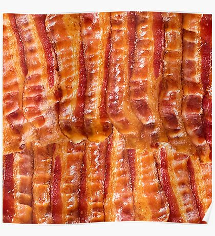 Bacon! Poster