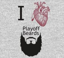I Love Beards  by BadrHoussni