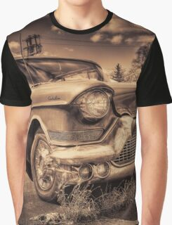The old Cadillac  Graphic T-Shirt