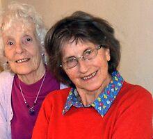 June And Eileen by lynn carter