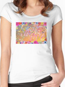 Is This Love Women's Fitted Scoop T-Shirt