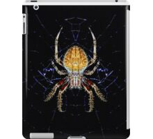 Spider in Web iPad Case/Skin
