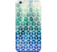 The Geometry of Bees and Boxes iPhone Case/Skin