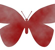 Butterfly Red by liberthine01
