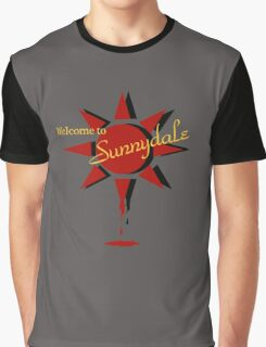 Welcome to Sunnydale Graphic T-Shirt