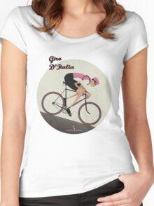 Giro D'Italia Women's Fitted Scoop T-Shirt