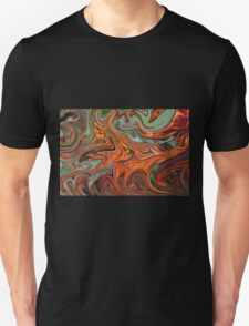Pyracantha Berry Abstract T-Shirt