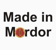 Made in Mordor  Minecraft by Kirdinn