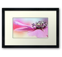 Will you marry me.... Framed Print