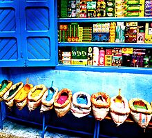 FULL OF COLOURS!!! Morocco by Edith Cupid