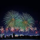 Perth Australia Day Skyworks 2014  by EOS20