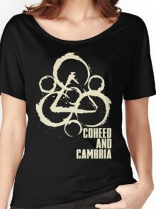 coheed and cambria the color before the sun Tour 2016 5 Women's Relaxed Fit T-Shirt