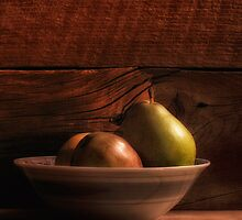Three Pears by homendn