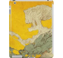 Mutant gunman iPad Case/Skin