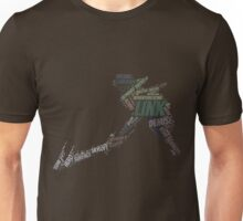 Wordle Skyward Link  Unisex T-Shirt