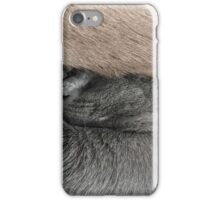 Jasper & Monty iPhone Case/Skin
