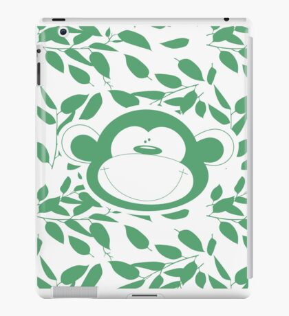 Camo Monkey iPad Case/Skin