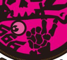 DEAD_MAN Sticker