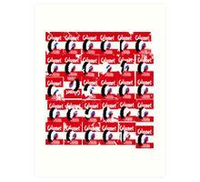 30 Calumet Labels Art Print
