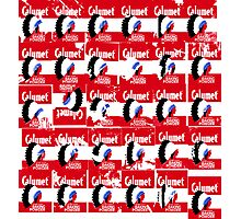 30 Calumet Labels Photographic Print