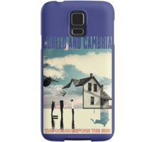 coheed and cambria the color before the sun Tour 2016 6 Samsung Galaxy Case/Skin
