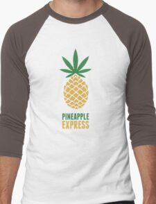 Pineapple Express Men's Baseball ¾ T-Shirt