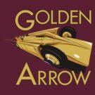Golden Arrow by velocitygallery