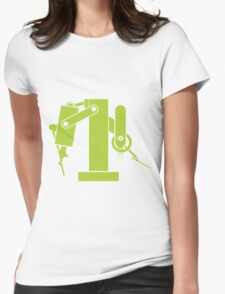 The Dentist Womens Fitted T-Shirt