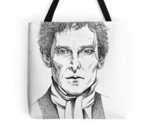 Portrait of Jeremy Brett  Tote Bag