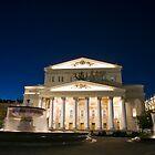 Bolshoi Theatre by bryaniceman