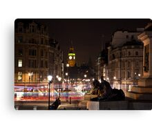 London by night Canvas Print