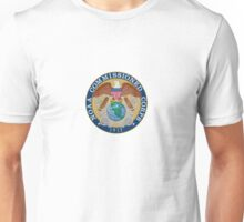 NOAA Commissioned Corps seal Unisex T-Shirt