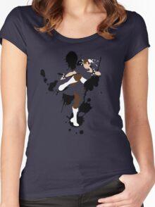 Chun Li Women's Fitted Scoop T-Shirt