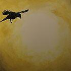 Free as a bird. by Astrid de Cock