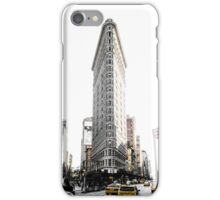 Desaturated New York iPhone Case/Skin