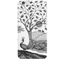 Peocock Fantasy iPhone Case/Skin