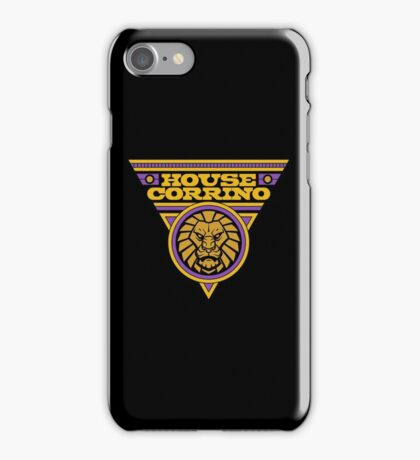 Dune HOUSE CORRINO iPhone Case/Skin